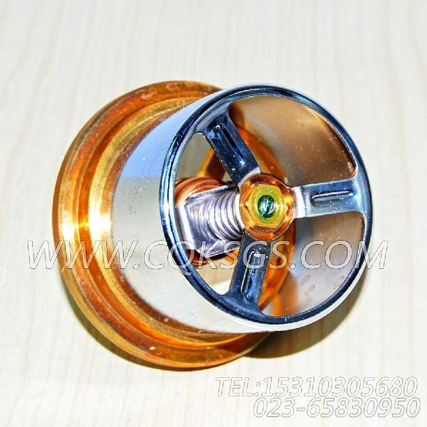 3076489节温器,用于康明斯NTA855-C360动力出水管联接组,【混应土拖泵】配件-0