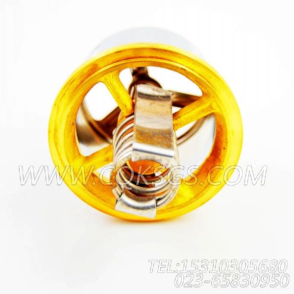 3076489节温器,用于康明斯NTA855-C360柴油机出水管联接组,【稳定土拌和机】配件-2