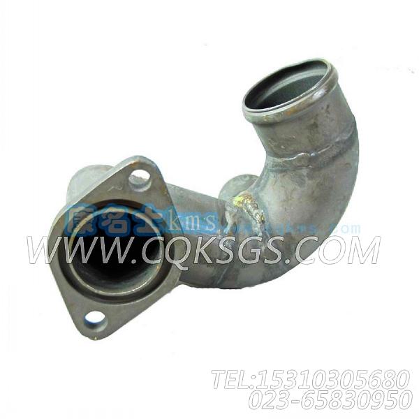 3081138旁通水管接头,用于康明斯KTA19-M600发动机水管组,【船机】配件