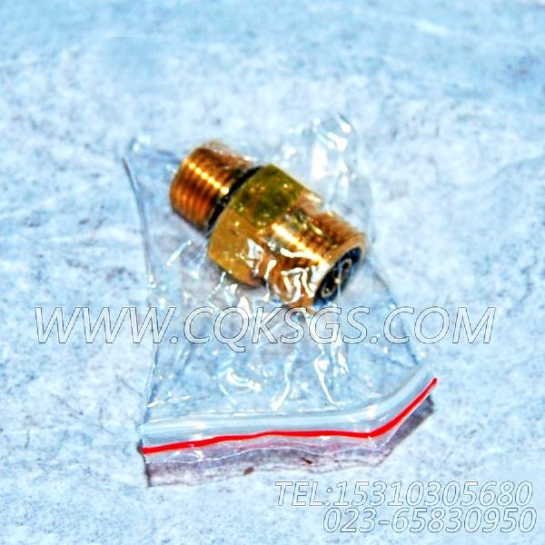 3085824阳性接头,用于康明斯M11-C350柴油机增压器回油管组,【挖掘机】配件-1