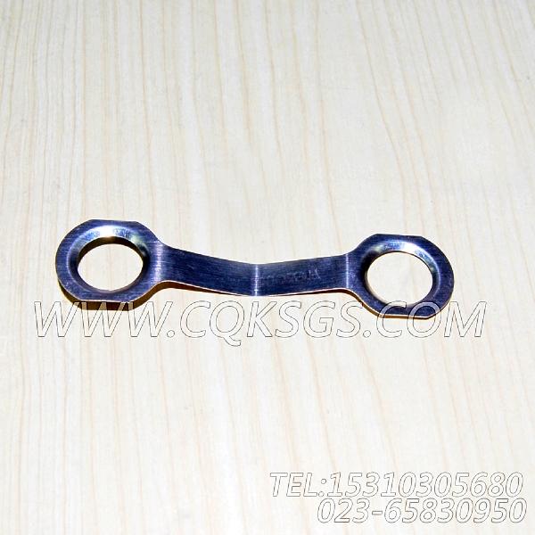 3088317锁紧片,用于康明斯KTA19-P540发动机排气歧管和增压器安装组,【消防泵】配件