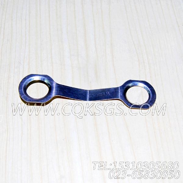 3088317锁紧片,用于康明斯KTA19-P540发动机排气歧管和增压器安装组,【消防泵】配件-2