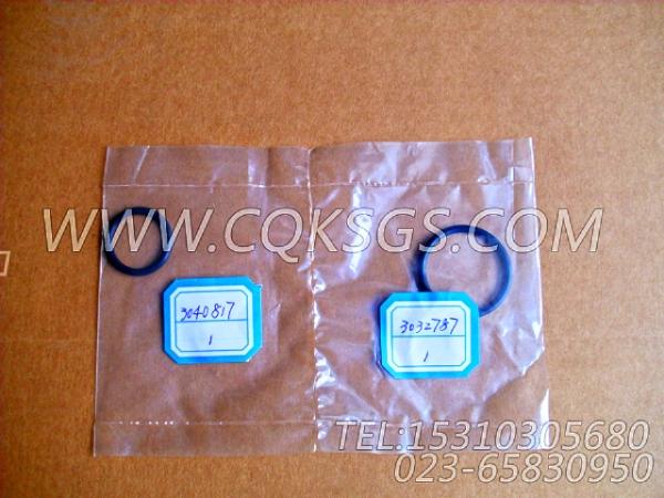 3032787O型密封圈,用于康明斯M11-310主机机油盘组,【船机】配件