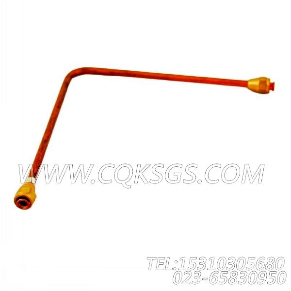 3165674回油管,用于康明斯NT855-L290主机燃油进回油管路组,【车用】配件-2