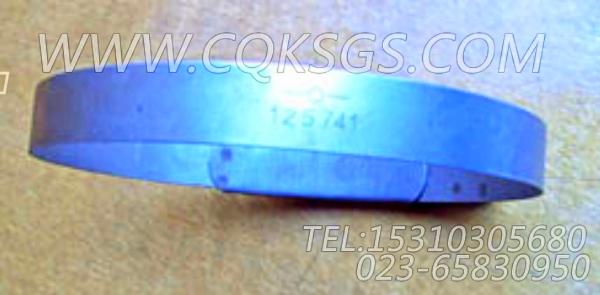 125741抱箍,用于康明斯NT855-L290主机空滤器弯管组,【车用】配件-2