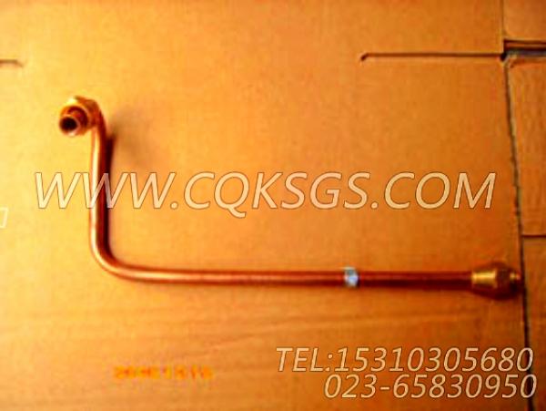 3165736燃油供油管,用于康明斯KTA19-P430柴油机燃油管路组,【消防泵】配件-1