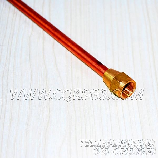 3165740燃油供油管,用于康明斯KTA19-C525主机燃油管路组,【打桩机】配件