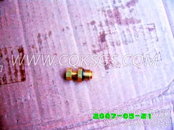 3165842三通接头,用于康明斯KTTA19-G2动力燃油管路组,【动力电】配件-2