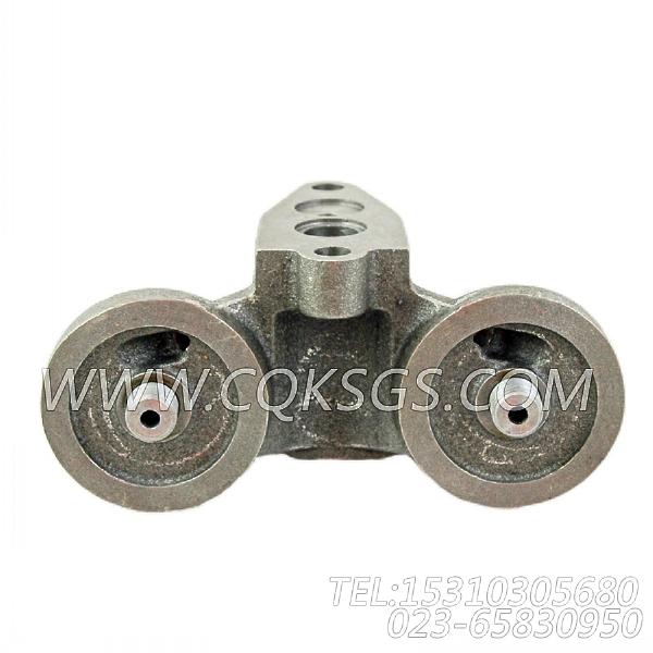 3175453水滤器座,用于康明斯KTA38-G5-800KW柴油发动机水滤器组,【发电机组】配件-2
