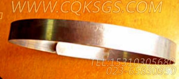 3175623抱箍,用于康明斯M11-C290发动机散件组,【天津科普抛雪机】配件-2