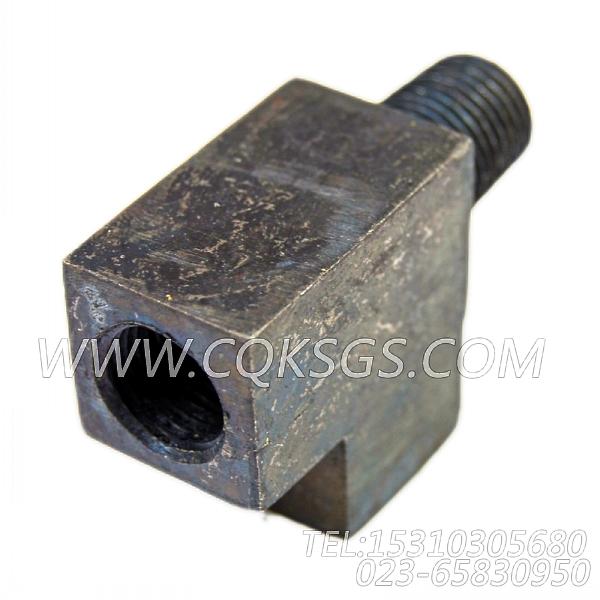 3175687异径三通接头,用于康明斯KTA38-G5-880KW柴油发动机燃油管组,【发电用】配件-1