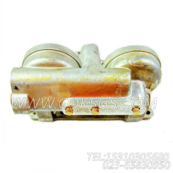 3200965机滤器座总成,用于康明斯KTA19-P430主机机油滤清器组,【消防泵】配件-0