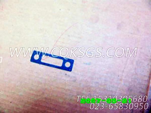 【发动机6CTA240的空压机组】 康明斯进气接管密封垫,参数及图片-0