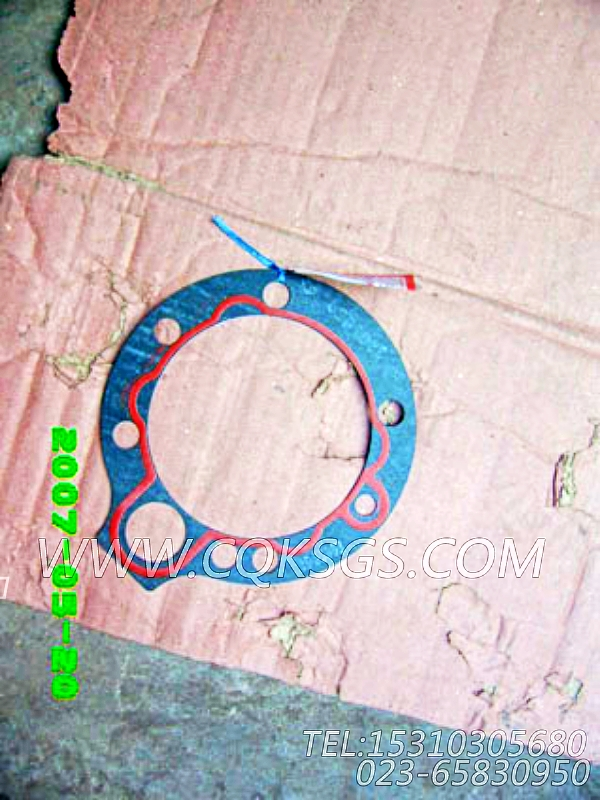 3201850空压机衬垫,用于康明斯NTA855-G4发动机空气压缩机组,【动力电】配件-2