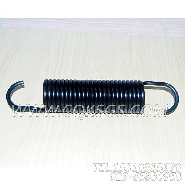 3250956拉紧弹簧,用于康明斯NTA855-C360柴油发动机风扇布置组,【上海汇众牵引车】配件-2