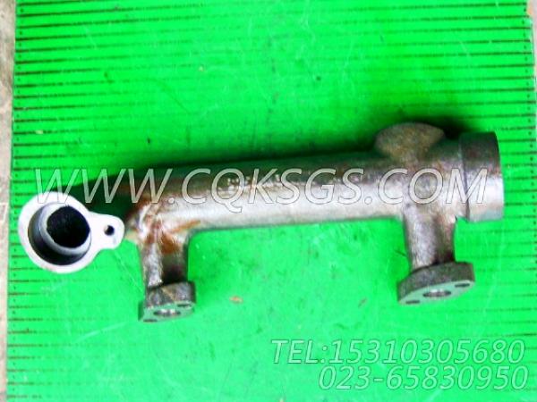 3251003后出水管,用于康明斯NT855-C280动力出水管组,【稳定土拌和机】配件-2