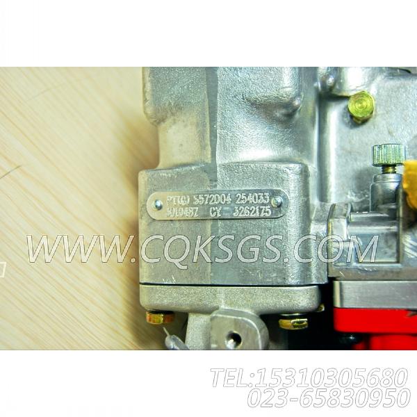 3262175基础燃油泵,用于康明斯NT855-C250柴油机燃油泵组,【德工冷再生机】配件-0