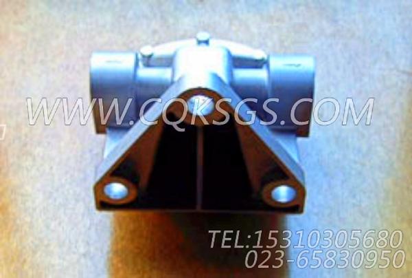 3304173旁滤器座,用于康明斯NG4柴油机旁通机油滤清器组,【柴油发电】配件