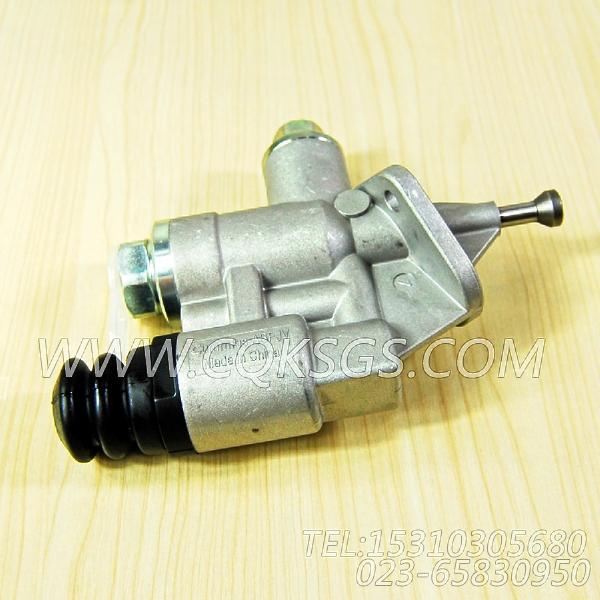 【发动机6CTA8.3-GM175的输油泵组】 康明斯输油泵,参数及图片-1