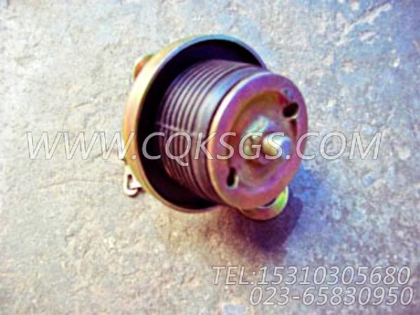 3418519加机油口盖总成,用于康明斯KTTA19-G2柴油发动机机油加油口位置组,【动力电】配件-0