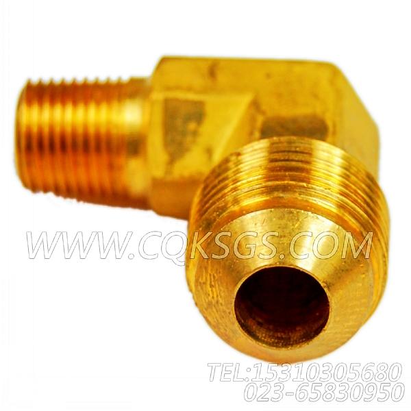 142429弯管接头,用于康明斯NTA855-C335发动机增压器安装组,【牵张机】配件-1