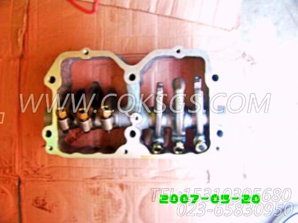 3418522摇臂室,用于康明斯NTA855-G2-250KW柴油机基础件组,【发电用】配件-0