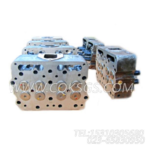 3418529气缸盖,用于康明斯NTA855-C400主机性能件组,【固井水泥车】配件