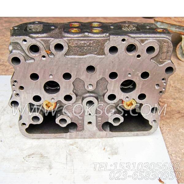 3418529气缸盖,用于康明斯NTA855-C400主机性能件组,【固井水泥车】配件-2