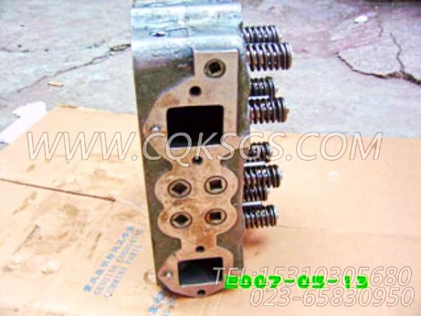 3418529气缸盖,用于康明斯NTA855-C400主机性能件组,【固井水泥车】配件-1