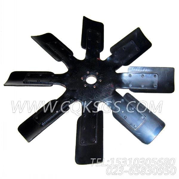 3418764风扇,用于康明斯NTA855-G1柴油发动机水箱及风扇(G类)组,【电力】配件-1