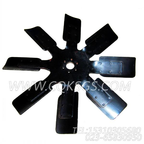 3418764风扇,用于康明斯NTA855-G1柴油机散热器组,【动力电】配件-0