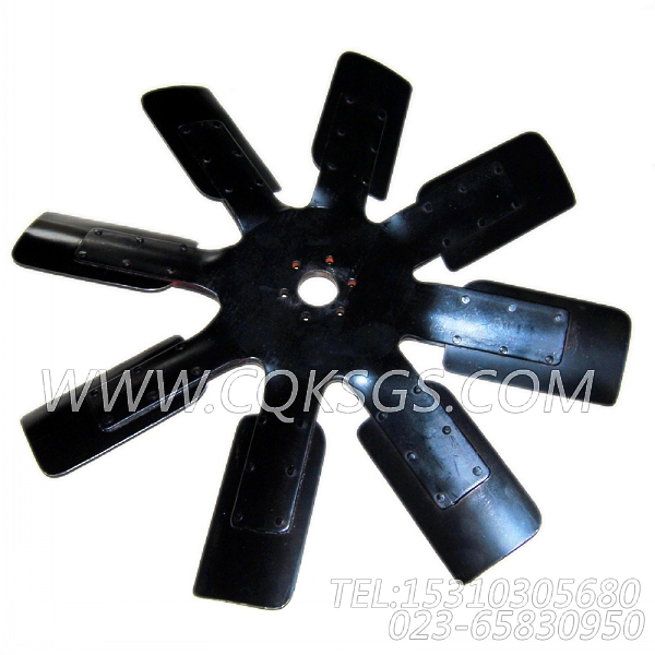 3418764风扇,用于康明斯NTA855-G1柴油发动机水箱及风扇(G类)组,【电力】配件-0