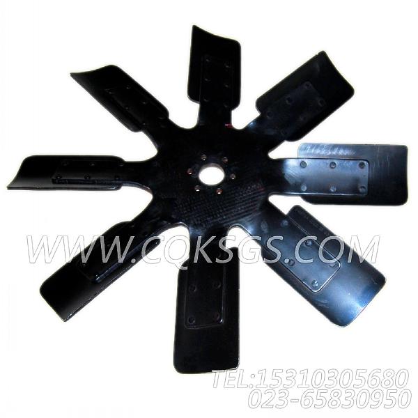 3418764风扇,用于康明斯NTA855-G1柴油发动机水箱及风扇(G类)组,【电力】配件-2