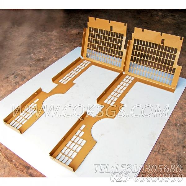 3419052风扇防护板,用于康明斯NTA855-P360主机散热器组,【泥浆泵】配件-0