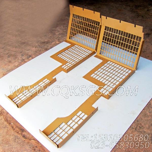 3419053风扇防护板,用于康明斯NTA855-C335柴油机散热器组,【河南电力牵张】配件-2
