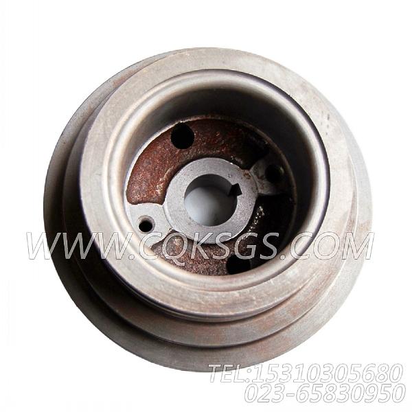 3419205附件驱动皮带轮,用于康明斯NTA855-C360柴油机附件驱动皮带轮组,【通化60T】配件-0