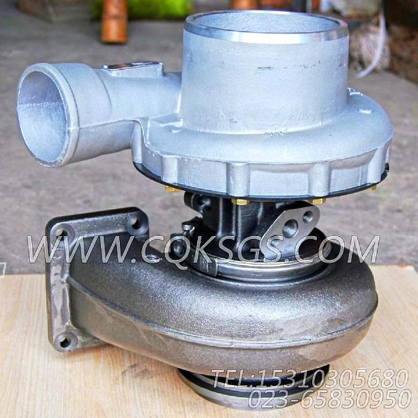 3529040HOLSET增压器总成,用于康明斯NTA855-G2(M)柴油发动机性能件组,【船用主机】配件-2