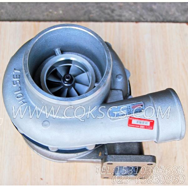 3529040HOLSET增压器总成,用于康明斯NTA855-G2(M)柴油发动机性能件组,【船用主机】配件-1