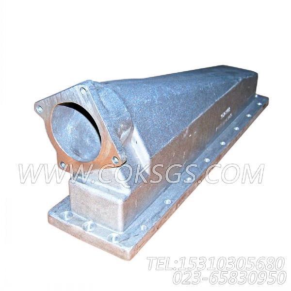 3626999中冷器盖,用于康明斯KTA38-G5-880KW主机进气管组,【发电用】配件-1