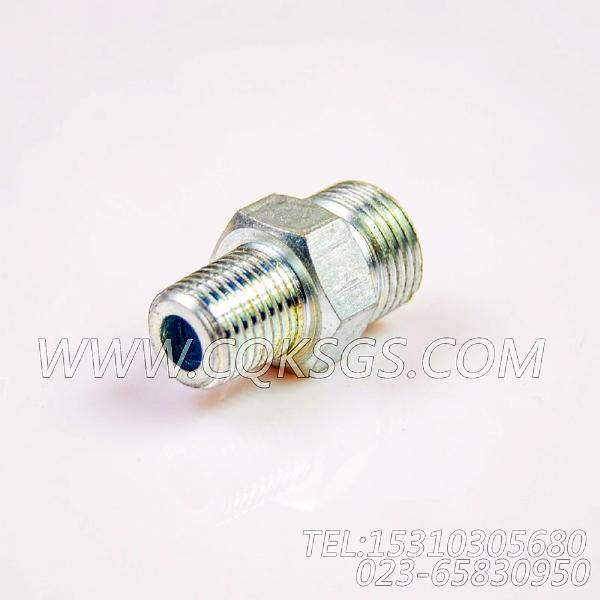 3627697阳性管接头,用于康明斯KTA19-G3(M)柴油发动机增压器安装组,【船用】配件-1
