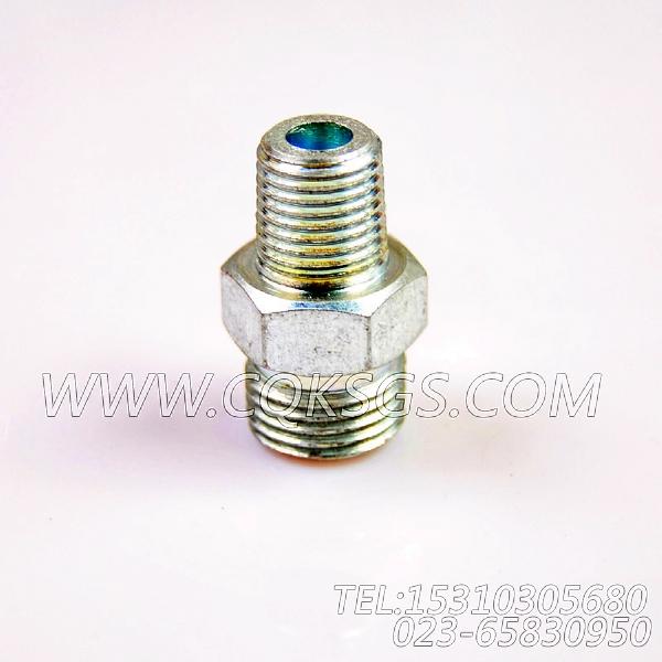 3627697阳性管接头,用于康明斯KTA19-G3(M)柴油发动机增压器安装组,【船用】配件-2