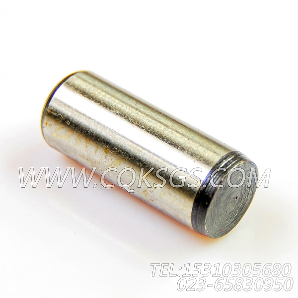 148582定位销,用于康明斯KT38-G-500KW柴油机后齿轮室组,【动力电】配件