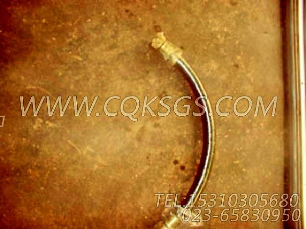 3655112机油吸油软管,用于康明斯NT855-M300动力机油吸油管组,【船用】配件-0