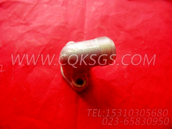 3655165吸油接头,用于康明斯NTA855-L360动力机油吸油管组,【车用】配件-1