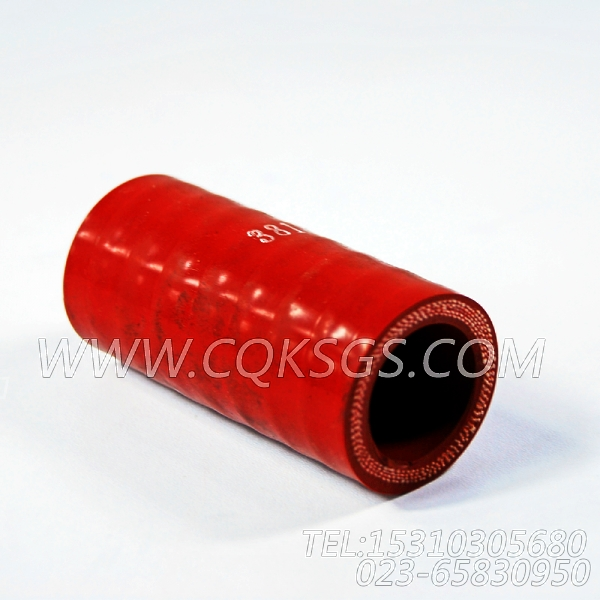3818267软管,用于康明斯NTA855-C400发动机水室盖安装组,【襄樊金鹰轨道车】配件-1