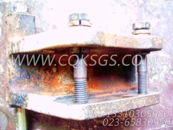 3883158发电机支架,用于康明斯M11-C330柴油机发电机安装组,【徐工拌合机】配件-1