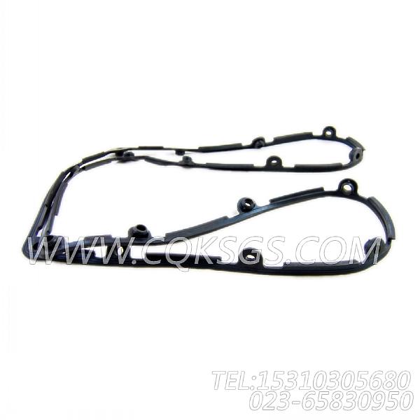 3883220摇臂室衬垫,用于康明斯M11-C330柴油机摇臂室盖组,【冷再生机】配件-2