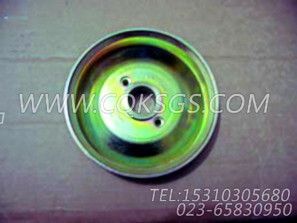3883324附件驱动皮带轮,用于康明斯M11-C225H柴油机水泵皮带轮组,【可控震源车】配件-0