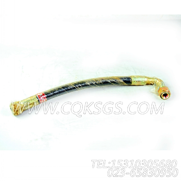 3892978软管,用于康明斯M11-C350发动机空压机进气管组,【供液泵车】配件