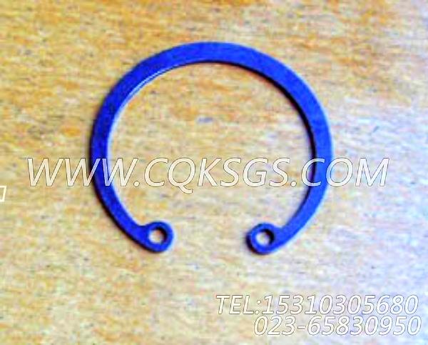 157978卡环,用于康明斯NTA855-C360柴油发动机出水管安装组,【徐州重机起重机】配件